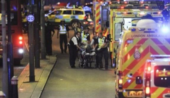 Londra'daki terör saldırısıyla ilgili 12 kişi gözaltına alındı