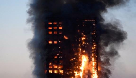 Londra yangınında ölü sayısı 79'a yükseldi