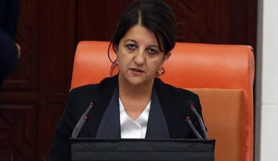 Meclis Başkanvekili Pervin Buldan gözaltına alındı
