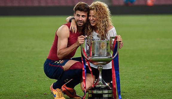 Messi'yle Pique'nin arasına Shakira girdi