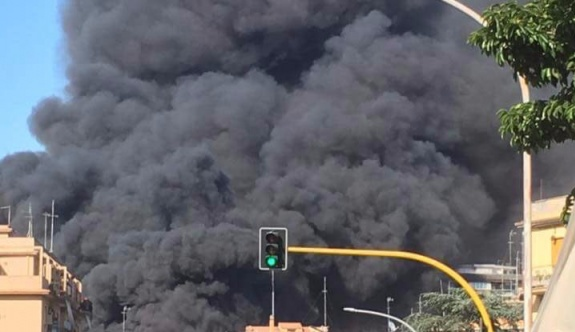 Roma'da büyük patlama