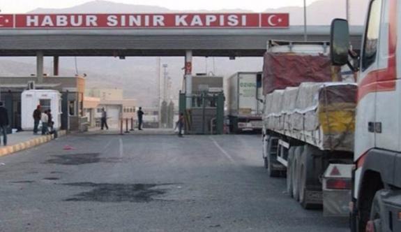 Sınır kapısında yolsuzluk operasyonu
