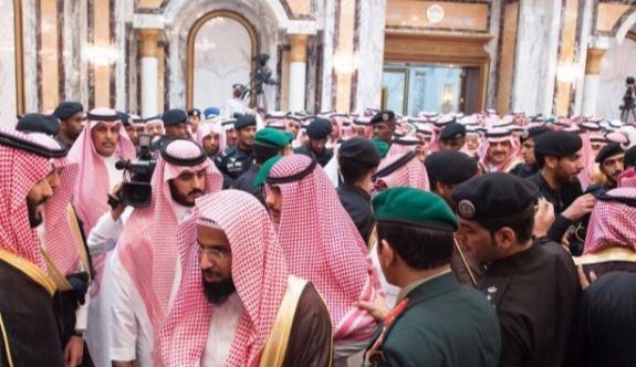 Suudi Arabistan'ın yeni veliaht prensine Mekke'de biat töreni