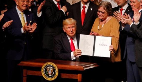 Trump, Obama'nın Küba anlaşmasını iptal etti