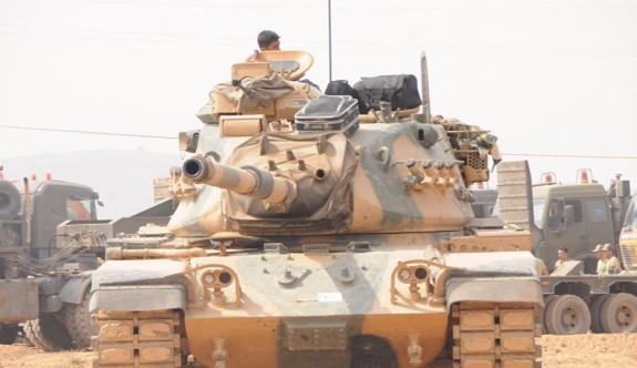 YPG: Türkiye Afrin yakınlarına ordu birliklerini takviye ediyor