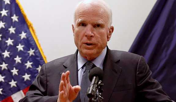 ABD'li senatör McCain'e beyin tümörü teşhisi