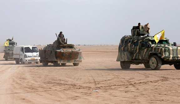 ABD Özel Kuvvetler Komutanı: YPG'ye ismini değiştirmesini tavsiye ettik, DSG olarak değiştirdiler