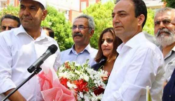 CHP'den HDP'nin 'adalet' nöbetine destek ziyareti