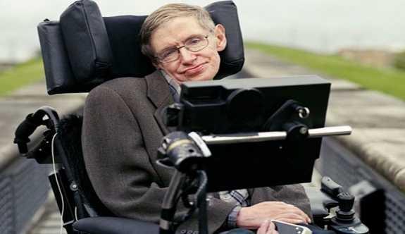 Hawking: Uzaydan mesaj gelebilir, yanıt vermeyin
