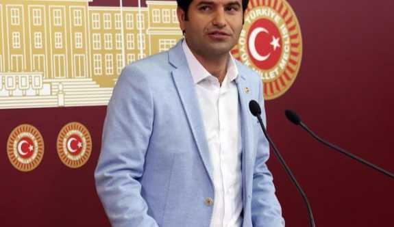 HDP Batman milletvekilinin aracına saldırı