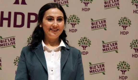 HDP Eş Genel Başkanına verilen bir ceza daha onandı