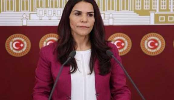 HDP Milletvekili Besime Konca tahliye edildi