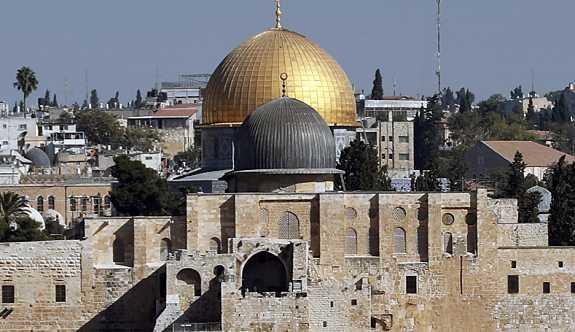 'Mescid-i Aksa'daki gelişmelerin din savaşına yol açmasından endişe ediyoruz'