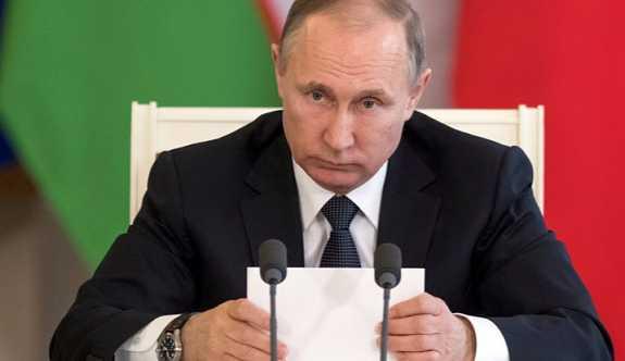 Putin'den ABD'ye: Hiç bir şeyi yanıtsız bırakmayacağımızı göstermenin zamanı geldi