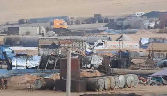 PYD ile Suriye rejimi Rimelan petrolü konusunda anlaştı
