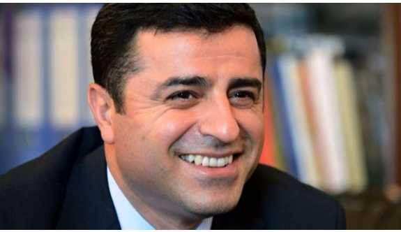 Selahattin Demirtaş: Ben barışa yürekten inanan bir siyasetçiyim