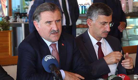 Spor Bakanı Bak'tan Terim'in tazminatı hakkında açıklama: Bunlar teknik konular