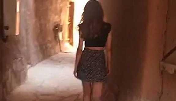 Suudi Arabistan'da etek giyen kadın gözaltına alındı