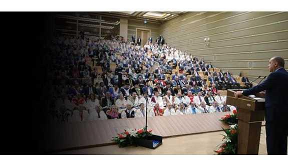 Üniversitelere de 'İslami' çerçeve