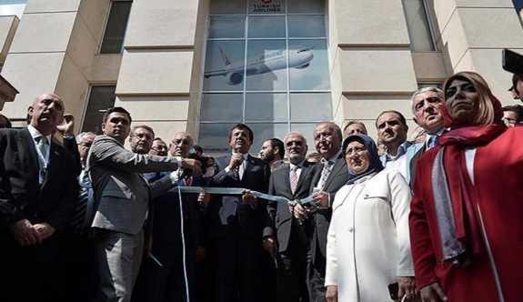 Yurt dışındaki ilk Türk Ticaret Merkezi açıldı