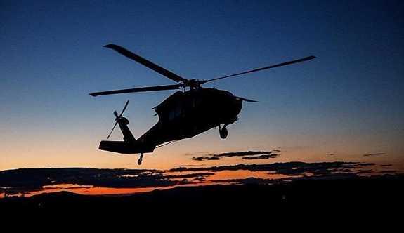 ABD'de OHAL ilan edilen bölgede polis helikopteri düştü: 2 ölü