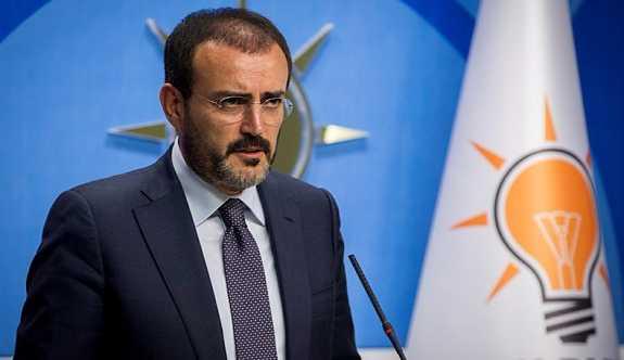 AK Parti'den CHP'ye: Yarın cevap vereceğiz