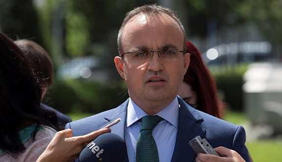 AK Partili Turan'dan Kılıçdaroğlu'na: Bu ülkenin en büyük problemi ana muhalefettir