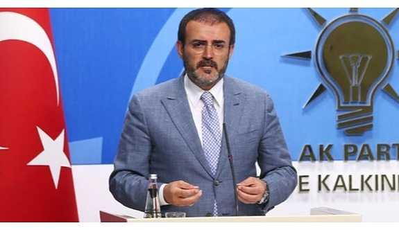 """AKP'den """"Yeni devlet kuruyoruz"""" diyen Ayhan Oğan'a tepki: Söz konusu kişinin görüşleri kendini bağlar"""