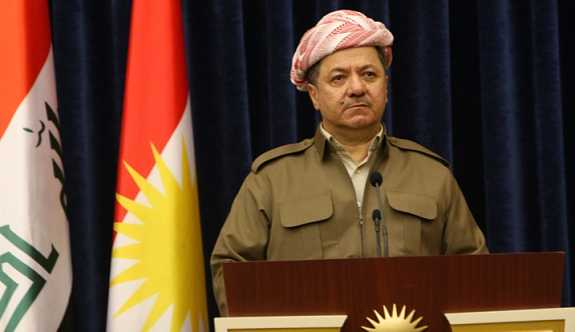 Barzani: Ulus devlet kurmak istemiyoruz