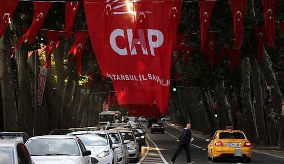 CHP olağan kongre takvimini revize etti