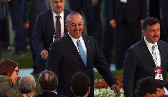 Dışişleri Bakanı Çavuşoğlu'ndan Ege adaları açıklaması