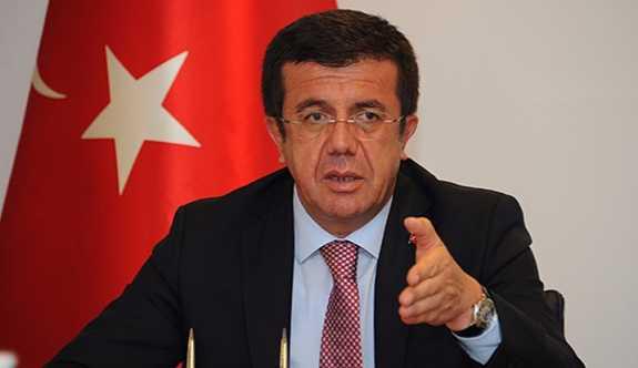 Ekonomi Bakanı Zeybekçi'ye göre refah düzeyi yükseliyor