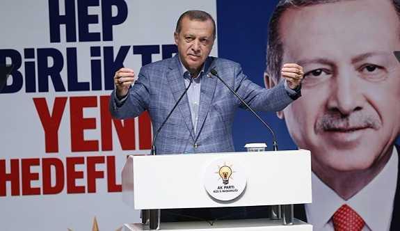 Erdoğan: Başka devletimiz yoktur, kim ne derse desin, hikaye