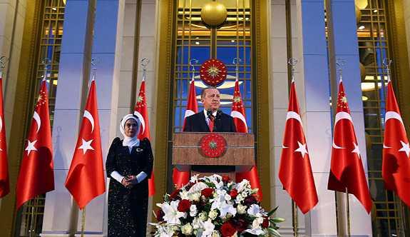 Erdoğan: Fırat Kalkanı'nda ne yaptıysak yine aynısını yaparız