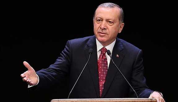 Erdoğan kalabalığı beğenmedi: Az az çok az