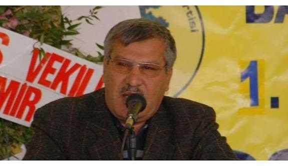 HDP'li  İzzettin Gök gözaltına alındı