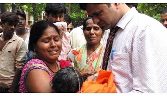 Hindistan'da bir hastanede 5 günde 60 çocuk öldü