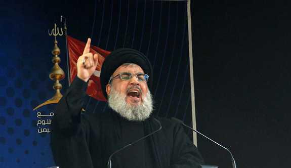 Hizbullah lideri Nasrallah: IŞİD'e karşı saldırıya geçmeye hazırız