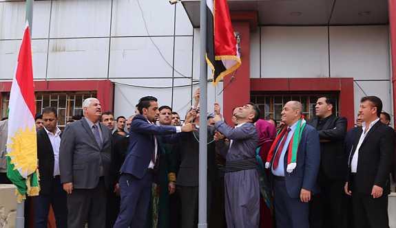 Talabani: IKBY bayrağını indirmeyeceğiz