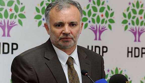 Ayhan Bilgen'in avukatı: Eşbaşkanlar da bu dosyadan tahliye edilmeli