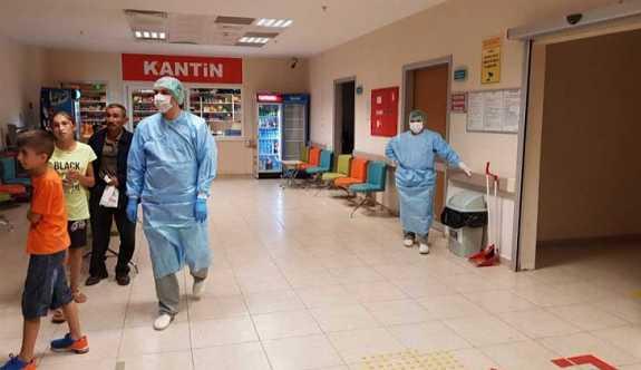 Bursa'da 16 kişi uyuz salgını şüphesiyle hastaneye başvurdu