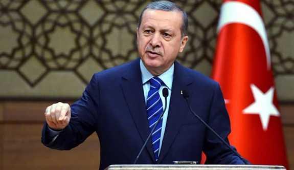 Erdoğan'dan Barzani'ye: Maşallah yüzde 92 kabul görmüş