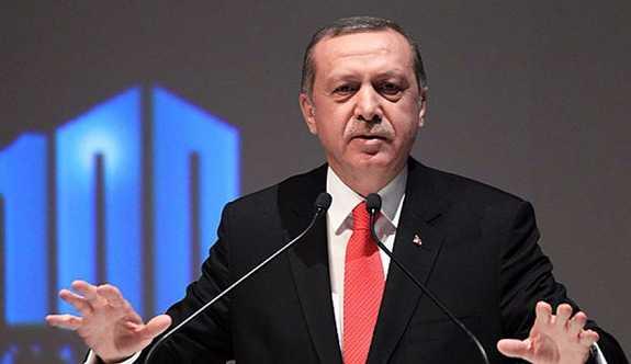"""Erdoğan; """"En parlak beyinlerimizi Batı'ya kaptırıyoruz"""""""