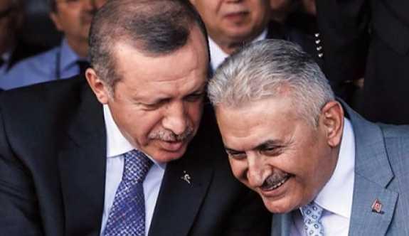 Erdoğan ve Yıldırım'ın kullandığı örtülü ödenek 8 ayda bitti