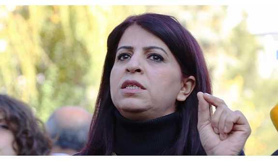 HDP Milletvekili Sibel Yiğitalp gözaltına alındı