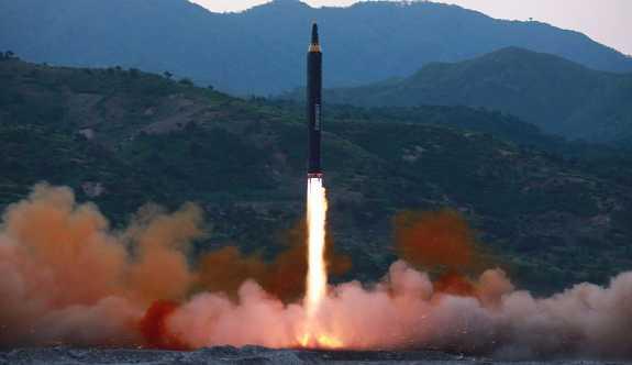 Kuzey Kore 3 hafta içinde 2. kez Japonya'yı hedef aldı.