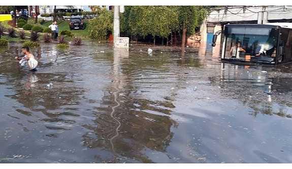 """""""Şiddetli yağış miktarı yüzde 60 artacak"""""""