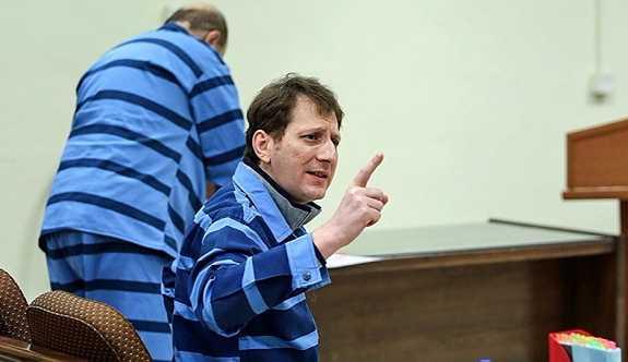 Zencani mahkeme salonundan zorla çıkarıldı