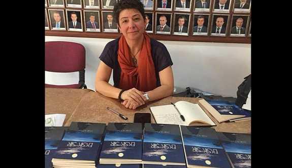 46 yaşındaki kadın yazar intihar etti