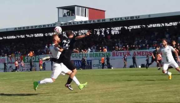 Amed Sportif Faaliyetler-Etimesgut Belediye Spor maçı yeniden oynanacak